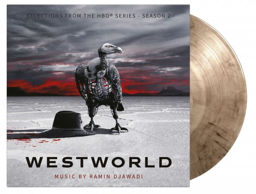 OST -  WESTWORLD SEASON 2 (1LP EDITION) (MUSIC BY RAMIN DJAWADI)
