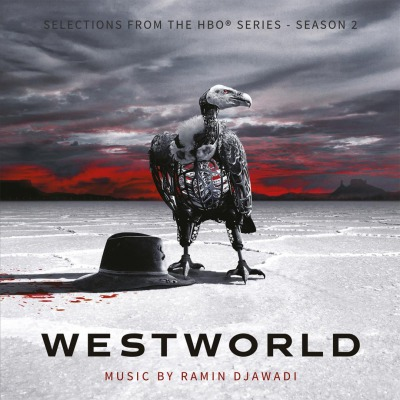 OST -  WESTWORLD SEASON 2 (3LP EDITION) (MUSIC BY RAMIN DJAWADI)