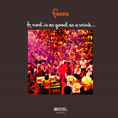 FACES - A NOD IS AS GOOD AS A WINK...TO A BLIND HORSE