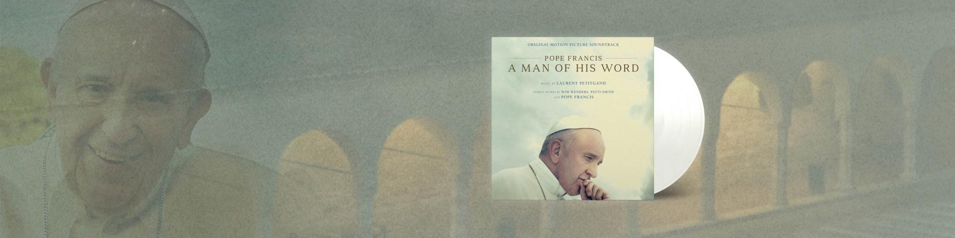 ORIGINAL SOUNDTRACK - POPE FRANCIS