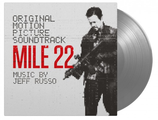 OST - MILE 22 (Jeff Russo)