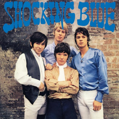 SHOCKING BLUE - SHOCKING BLUE