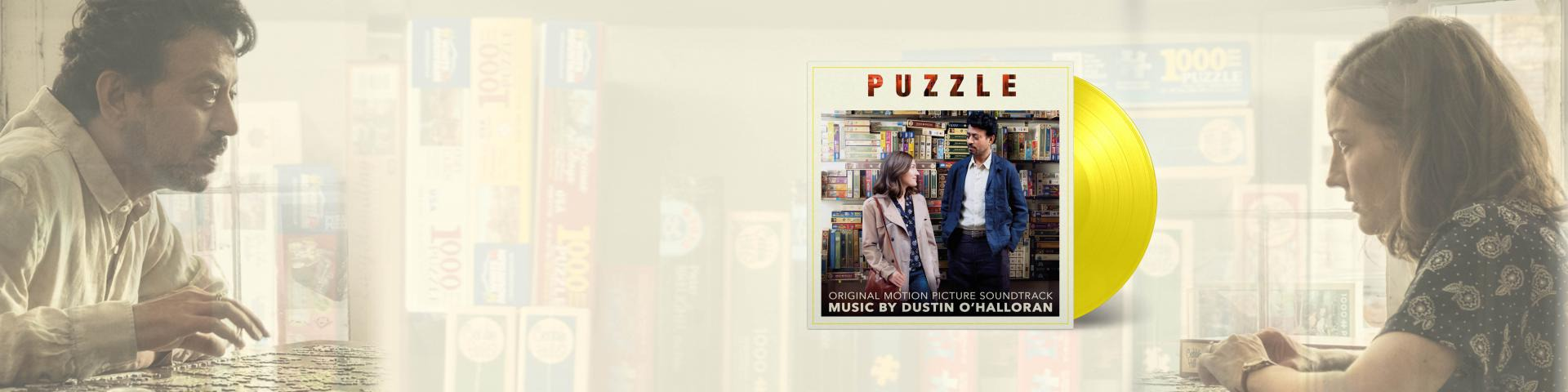 ORIGINAL SOUNDTRACK - PUZZLE