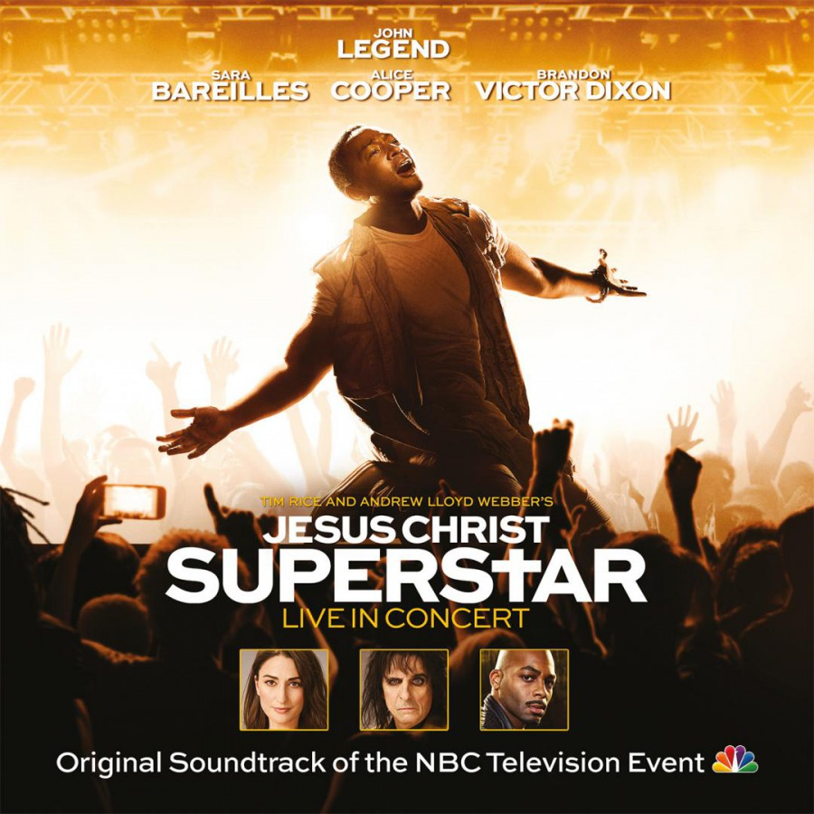 timeless design e795d d0eab OST - JESUS CHRIST SUPERSTAR LIVE IN CONCERT (JOHN LEGEND, ALICE COOPER, ...