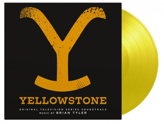 OST - YELLOWSTONE (MUSIC BY BRIAN TYLER)