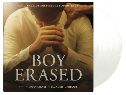 OST -  BOY ERASED (MUSIC BY DANNY BENSI, SAUNDER JURRIAANS, TROYE SIVAN & JÓNSI)