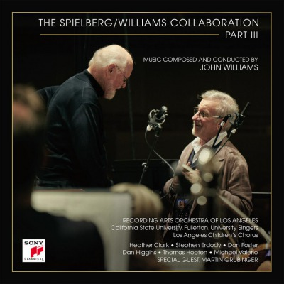 JOHN WILLIAMS & STEVEN SPIELBERG - THE SPIELBERG/WILLIAMS COLLABORATION PART III