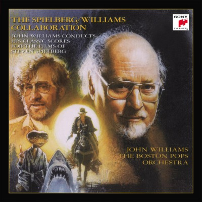 JOHN WILLIAMS & STEVEN SPIELBERG - THE SPIELBERG/WILLIAMS COLLABORATION