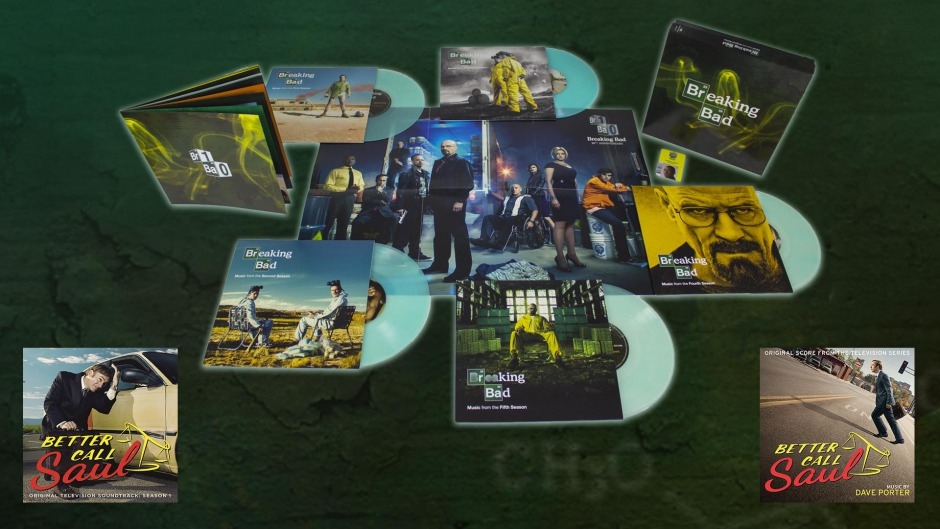 "Win the Limited Breaking Bad 5x10"" Box Set"