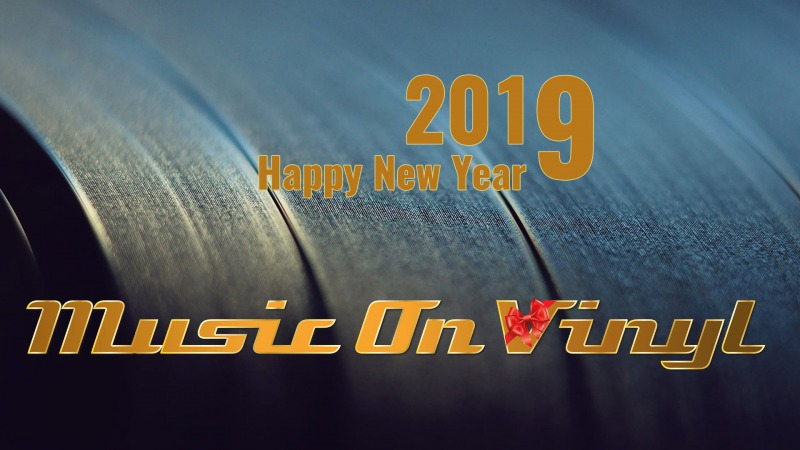 Music On Vinyl wishes you all the vinyl records best for 2019