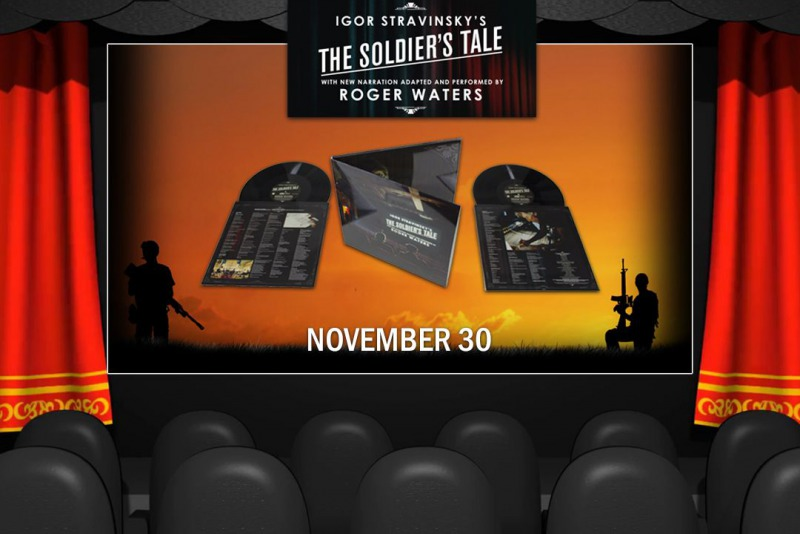Roger Waters - The Soldier's Tale Unpacking