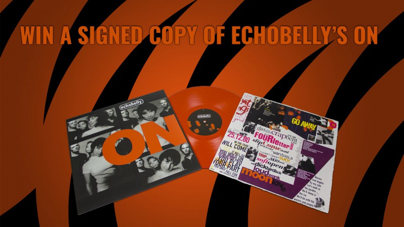 WIN A SIGNED COPY OF ECHOBELLY'S ON