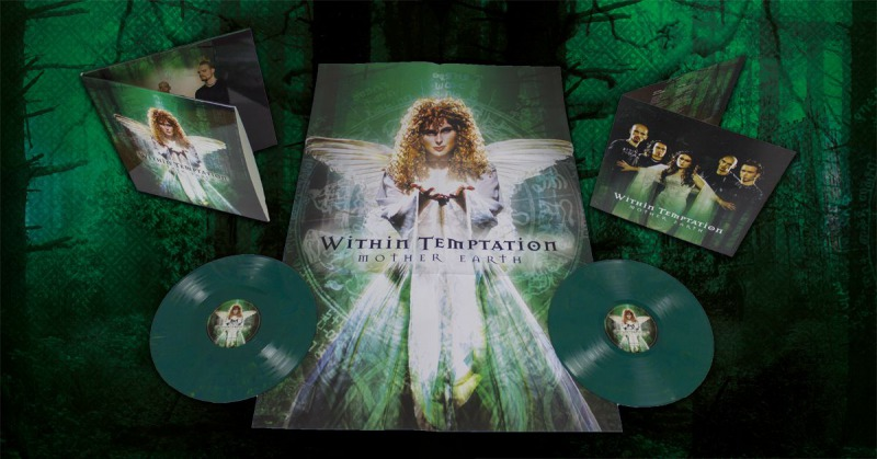 Within Temptation - Mother Earth - Unpacking