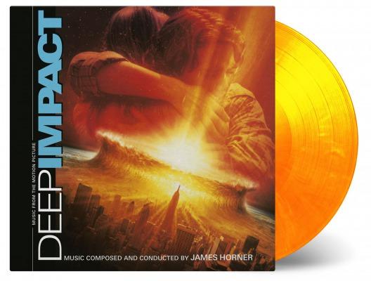 OST – DEEP IMPACT (JAMES HORNER) - Music On Vinyl