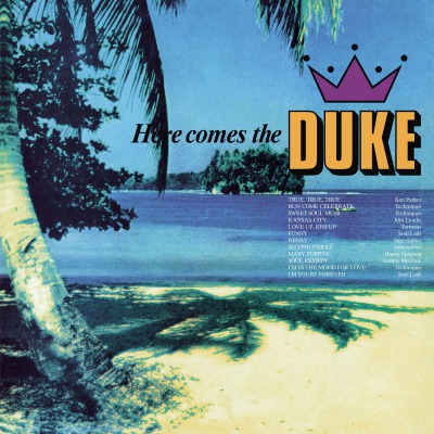 VARIOUS ARTISTS - HERE COMES THE DUKE