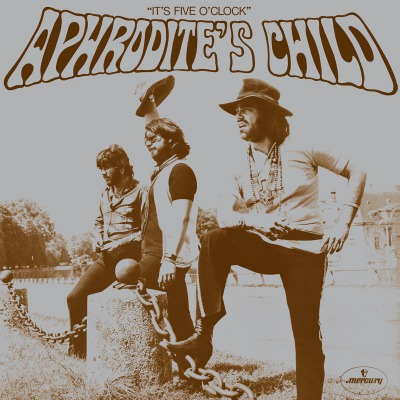 APHRODITE'S CHILD - IT'S FIVE O'CLOCK