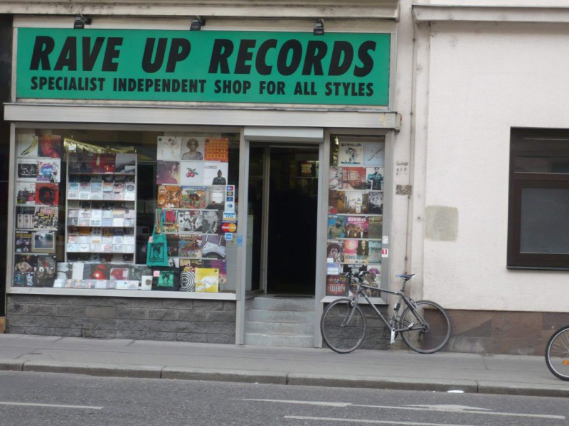 Record store of the week: Rave Up Records Vienna