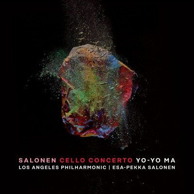 YO-YO MA - SALONEN'S CELLO CONCERTO