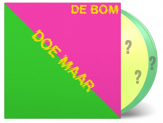 Doe Maar De Bom Skunk Man O Man Music On Vinyl