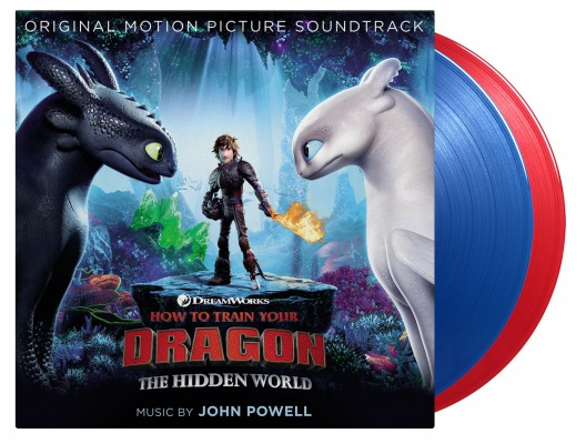 OST -  HOW TO TRAIN YOUR DRAGON 3: THE HIDDEN WORLD (JOHN POWELL)