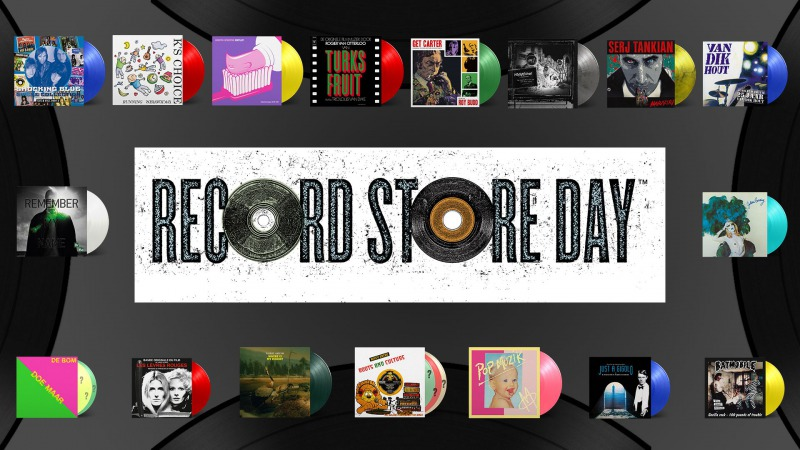 RECORD STORE DAY 2019 - Music On Vinyl