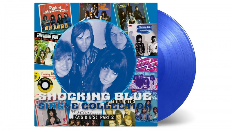 RECORD STORE DAY 2019: SHOCKING BLUE - SINGLE COLLECTION