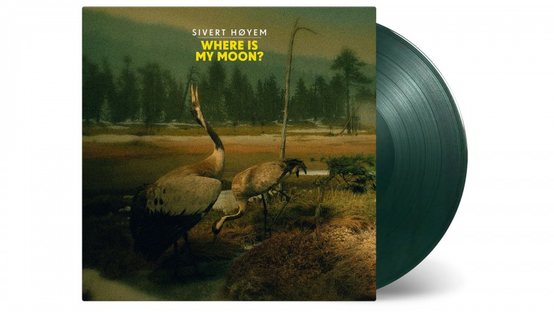 RECORD STORE DAY 2019: SIVERT HOYEM - WHERE IS MY MOON?