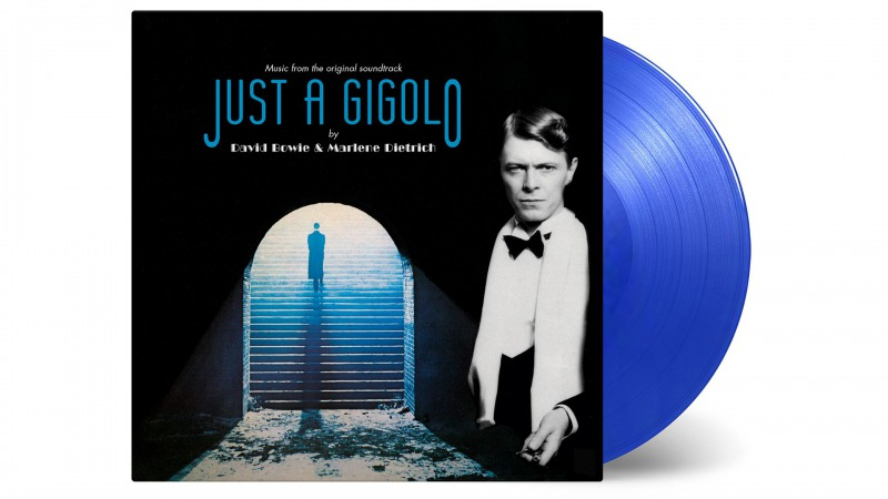 Record Store Day 2019: David Bowie / Marlene Dietrich - Revolutionary Song / Just a Gigolo