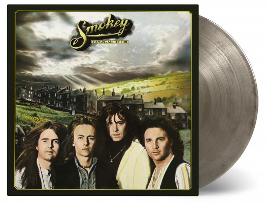 SMOKIE - CHANGING ALL THE TIME (EXPANDED EDITION)