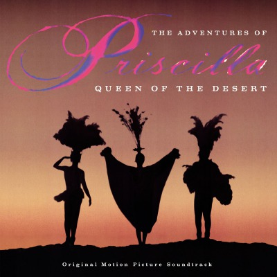 OST - THE ADVENTURES OF PRISCILLA: QUEEN OF THE DESERT