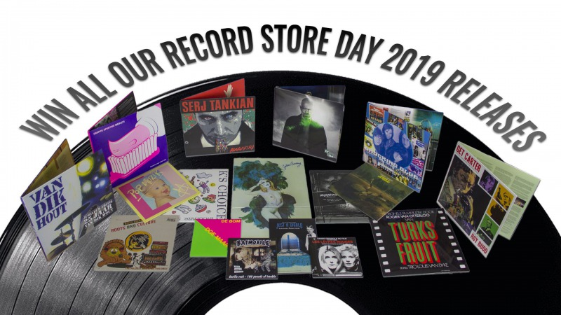 WIN our complete Record Store Day 2019 package