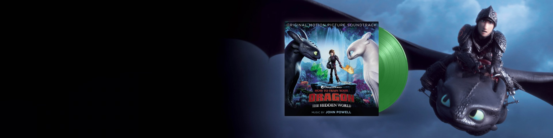 ORIGINAL SOUNDTRACK - HOW TO TRAIN YOUR DRAGON - 3: THE HIDDEN WORLD
