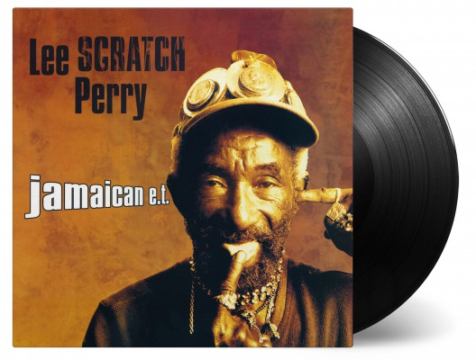 LEE 'SCRATCH' PERRY - JAMAICAN E.T.