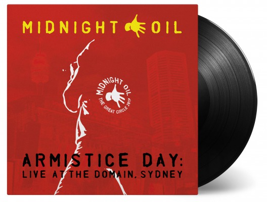 MIDNIGHT OIL - ARMISTICE DAY: LIVE AT THE DOMAIN, SYDNEY