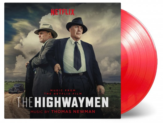 OST -  THE HIGHWAYMEN (MUSIC BY THOMAS NEWMAN)