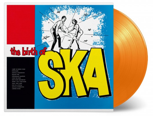 VARIOUS ARTISTS - THE BIRTH OF SKA