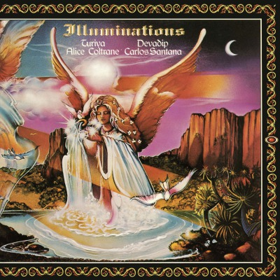 CARLOS SANTANA & ALICE COLTRANE- ILLUMINATIONS