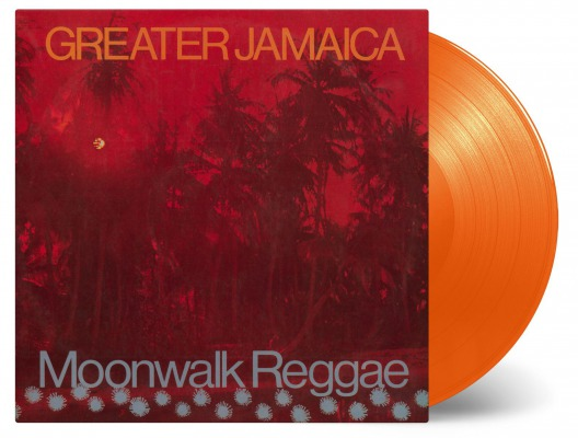 TOMMY McCOOK AND THE SUPERSONICS - GREATER JAMAICA MOONWALK REGGAE