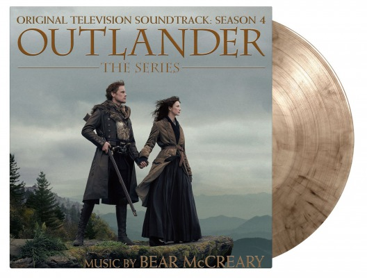 ORIGINAL SOUNDTRACK - OUTLANDER SEASON 4 (BEAR MCCREARY)