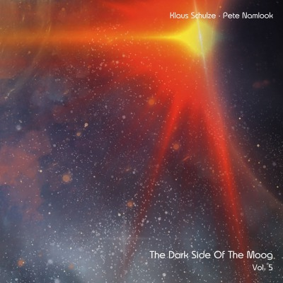 KLAUS SCHULZE / PETE NAMLOOK - THE DARK SIDE OF THE MOOG VOL 5. (Psychedelic Brunch)