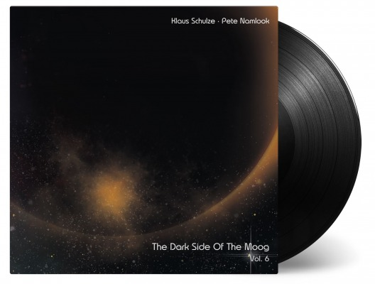 KLAUS SCHULZE / PETE NAMLOOK - THE DARK SIDE OF THE MOOG VOL. 6 (The Final DAT)