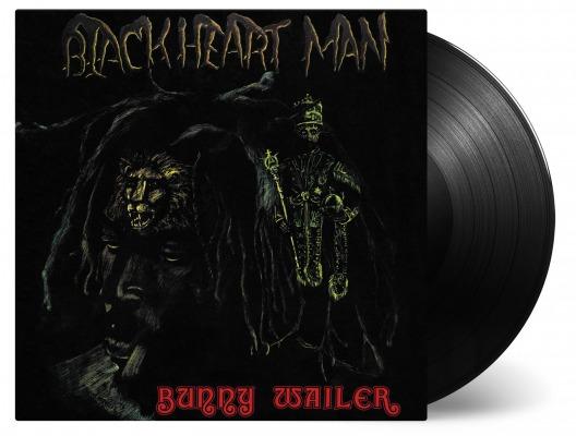 BUNNY WAILER – BLACKHEART MAN - Music On Vinyl
