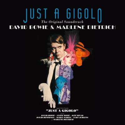 OST - JUST A GIGOLO (DAVID BOWIE & MARLENE DIETRICH)