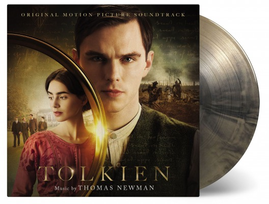 OST -  TOLKIEN (MUSIC BY THOMAS NEWMAN)