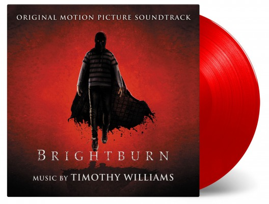 OST -  BRIGHTBURN (TIMOTHY WILLIAMS)