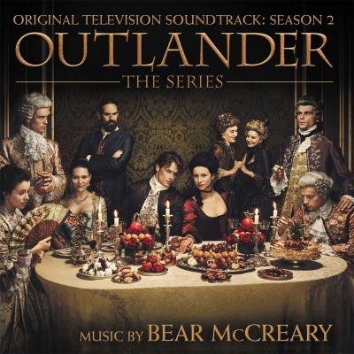 OST -  OUTLANDER SEASON 2 (ORIGINAL TELEVISION SOUNDTRACK BY BEAR MCCREARY)