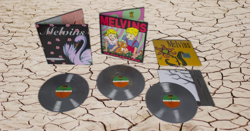 The versatile world of the Melvins