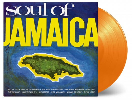 VARIOUS ARTISTS - SOUL OF JAMAICA