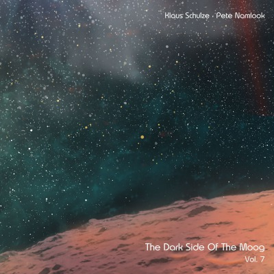 KLAUS SCHULZE / PETE NAMLOOK - THE DARK SIDE OF THE MOOG VOL. 7 (Obscured by Klaus)