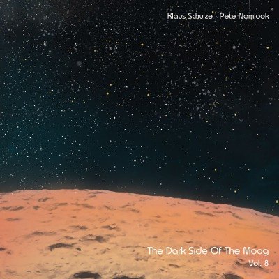 KLAUS SCHULZE / PETE NAMLOOK - THE DARK SIDE OF THE MOOG VOL. 8 (Careful With The AKS, Peter)